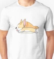 Sashimi Corgi Unisex T-Shirt