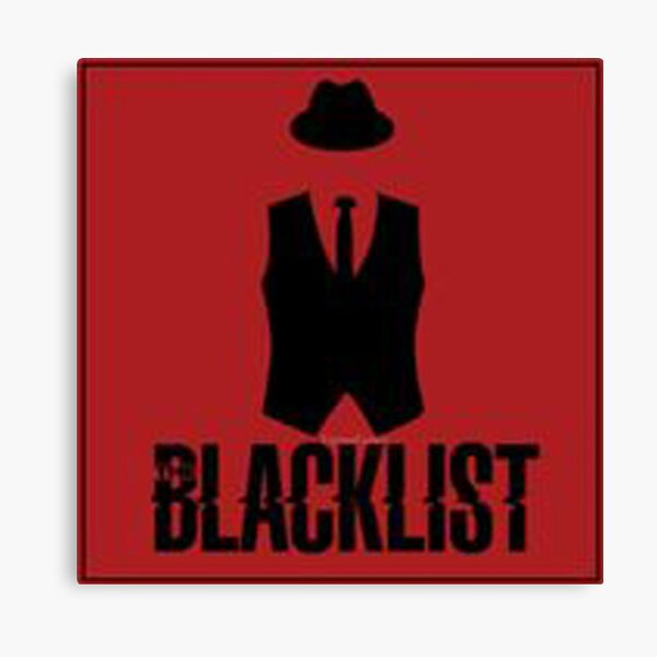 Grab It Fast - Blacklist Canvas Print