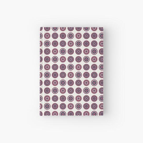 0132 Rose Hardcover Journal