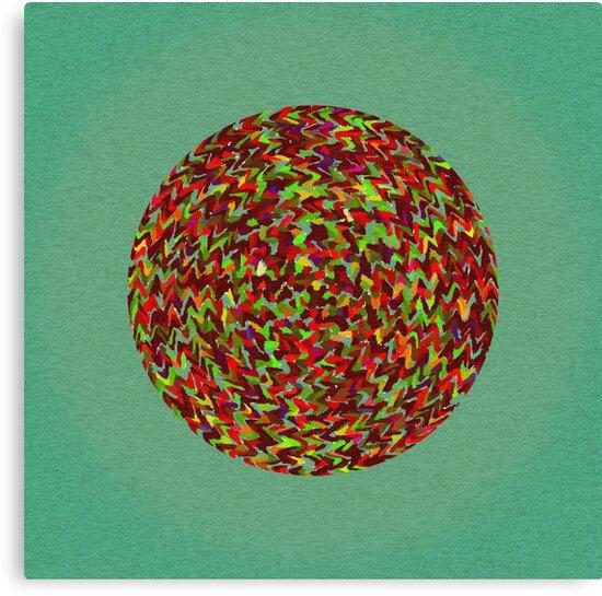 Ball by Jonathan Garrett
