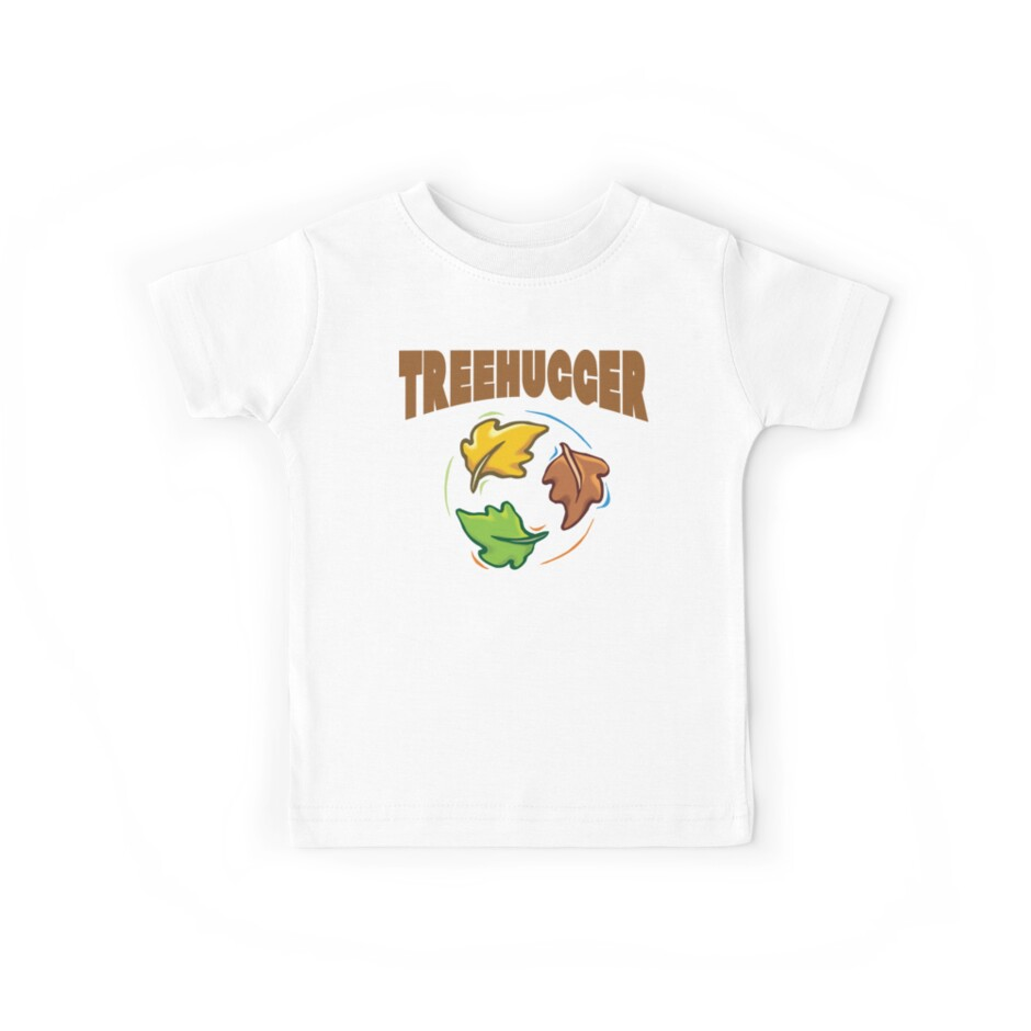 "Earth Day ""Treehugger"" by HolidayT-Shirts"