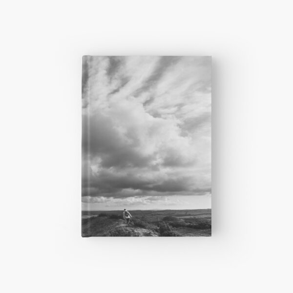 Into the Big Sky Hardcover Journal