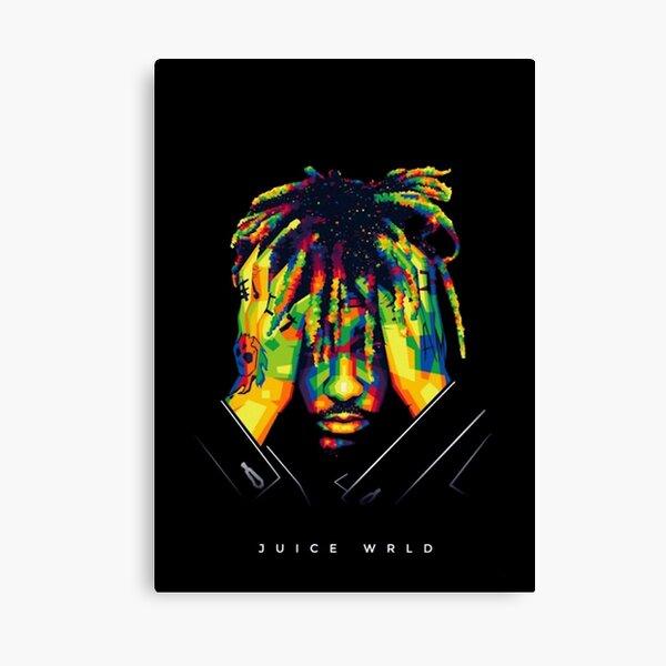 juice rainbow Canvas Print