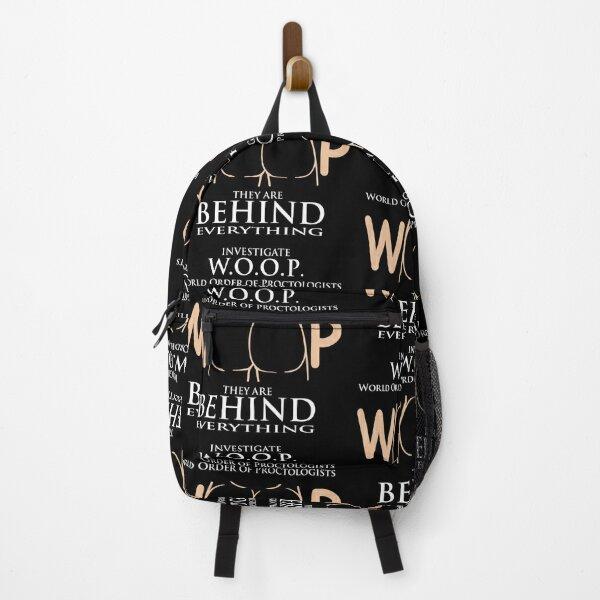 Investigate W.O.O.P. Backpack