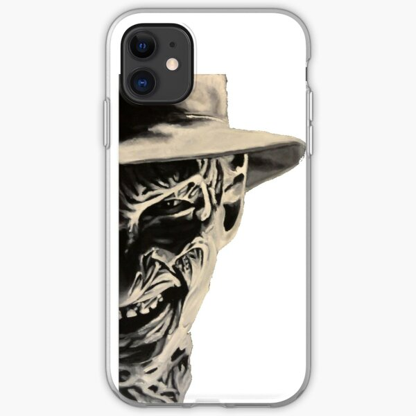 Freddy with paint iPhone Soft Case
