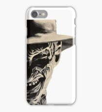 Freddy with paint iPhone Case/Skin