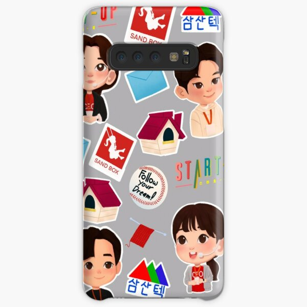 StartUp (Start-Up) Kdrama Samsung Galaxy Snap Case