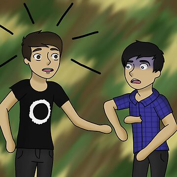 Phan 'The Hand' by bambi-drawings