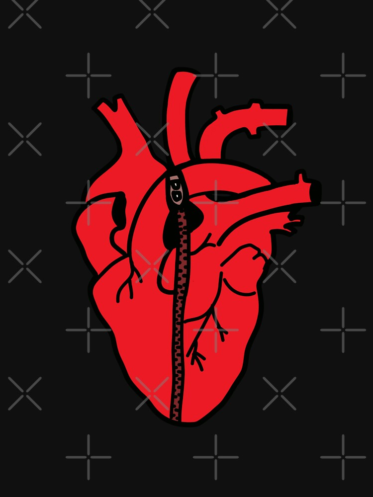Zippet heart by Mermaidssparkle