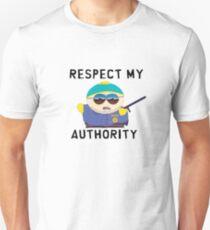 Respect Cartman Unisex T-Shirt