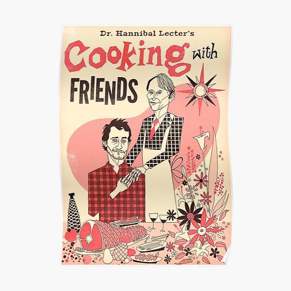 Hannibal Cookbook Poster