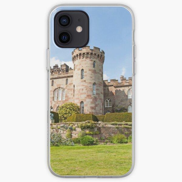 Cholmondeley Castle, Cheshire iPhone Soft Case
