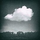 Cloud 1 in Black and White by William Fehr