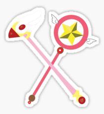 Bâtons Card Captor Sakura Sticker