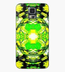 Crystal Circle Case/Skin for Samsung Galaxy