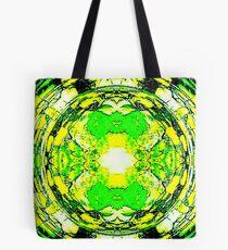 Crystal Circle Tote Bag