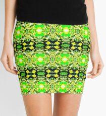 Crystal Circle Mini Skirt