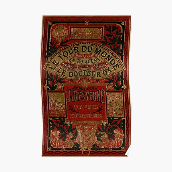 Jules Verne autour du monde en quatre-vingt jours Poster
