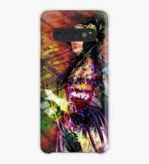 Ada Lovelace - Rainbow of Microchips Case/Skin for Samsung Galaxy