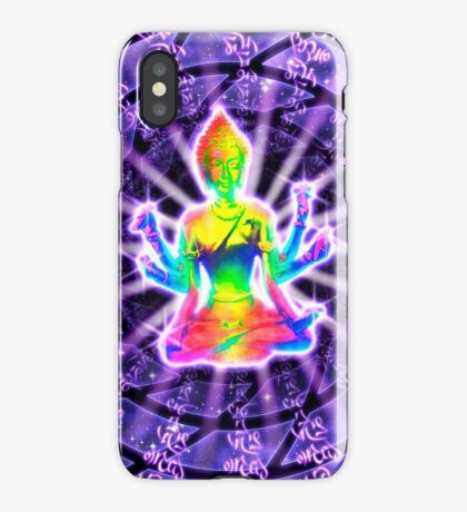 Mantra iPhone Case