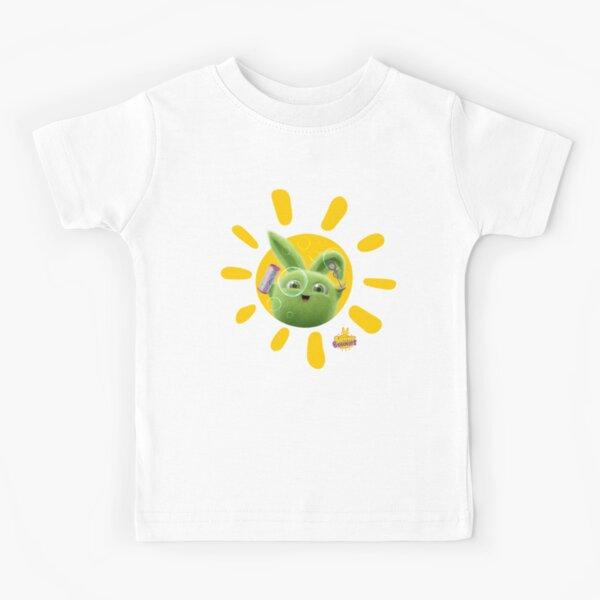 Sunny Bunnies - Hopper's Bubbles Kids T-Shirt
