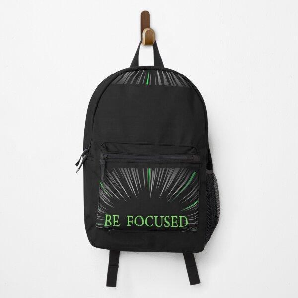 Be Focused Backpack