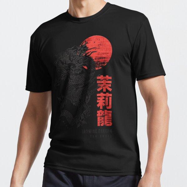 Jasmine Dragon Tea House Active T-Shirt