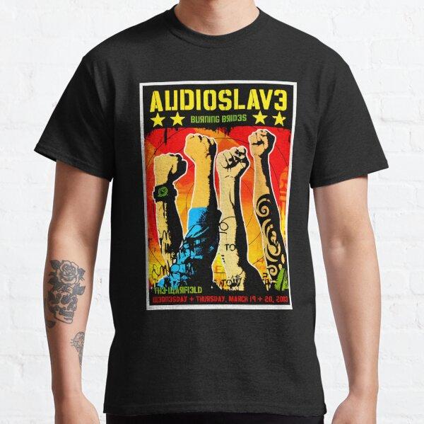 Audioslave Tour Classic T-Shirt