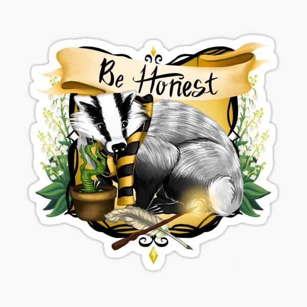 Be Honest Sticker