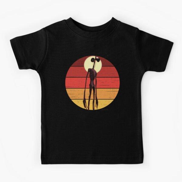 siren head  Kids T-Shirt