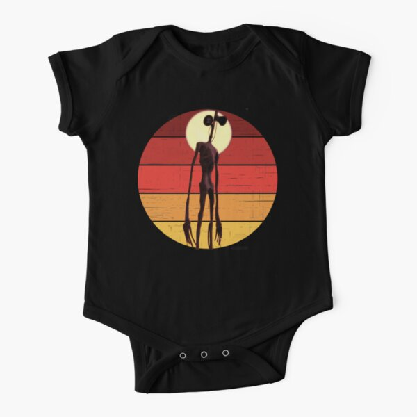 cabeza de sirena Body de manga corta para bebé