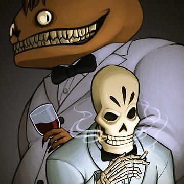 Grim Fandango by Zilly