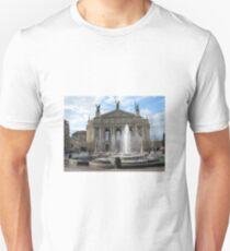 Lvov Opera House Unisex T-Shirt