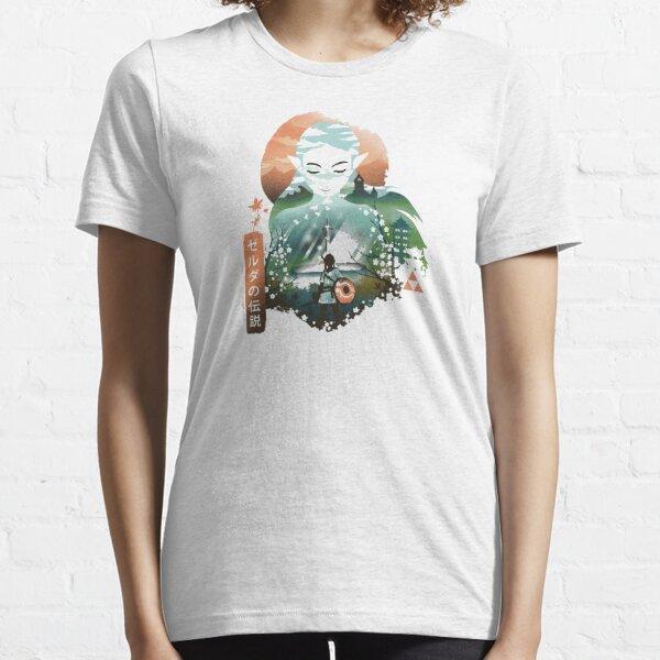 PRINCESS ZELDA UKIYO E Essential T-Shirt