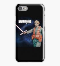 Matt the Radar Technician iPhone Case/Skin