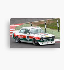 Ford Escort 2000 Canvas Print