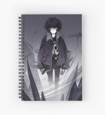I Control the Shadows Spiral Notebook