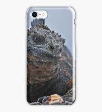 Galapagos Iguana iPhone Case/Skin