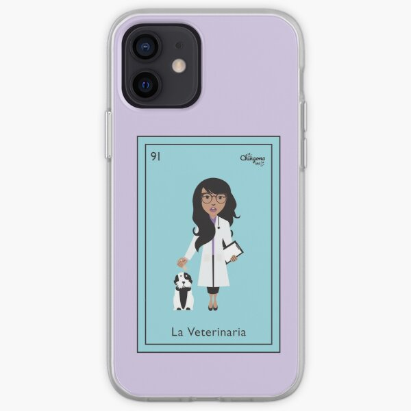 La Veterinaria  2 iPhone Soft Case