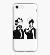 Pulp Fiction iPhone Case/Skin