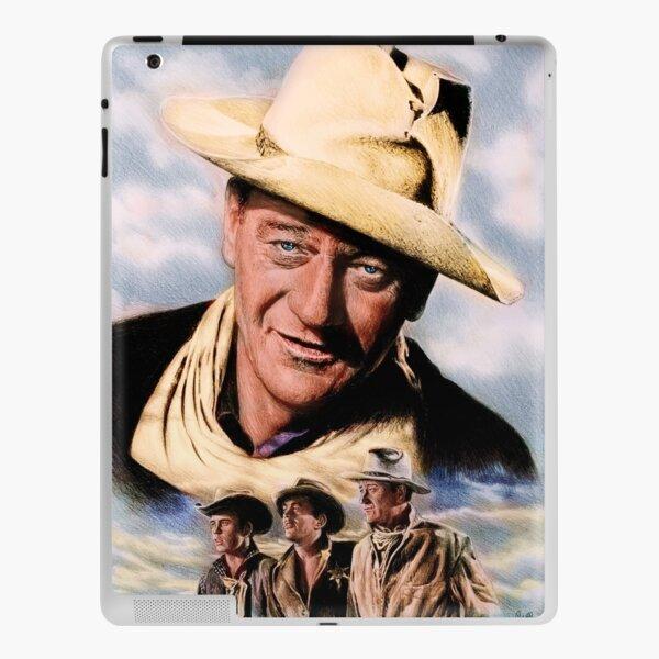 John Wayne 2 iPad Skin