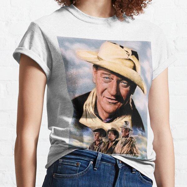 John Wayne 2 Camiseta clásica