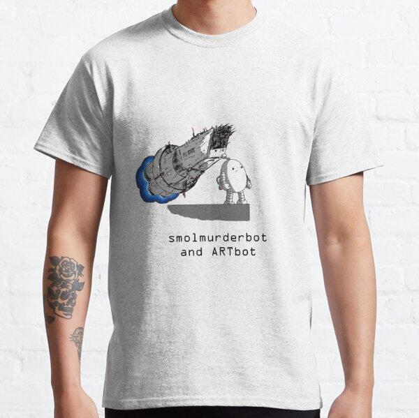 Smolmurderbot and ARTbot Classic T-Shirt