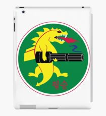 25th Fighter Squadron iPad Case/Skin