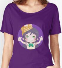 LOVE LIVE! Pancake Nozomi Women's Relaxed Fit T-Shirt