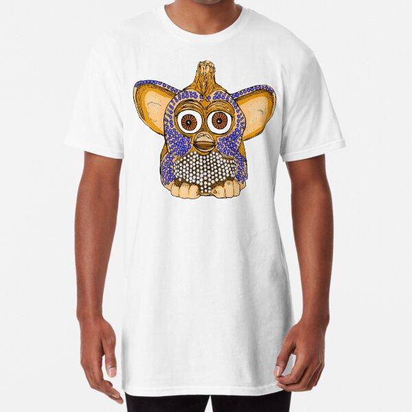 The Golden Furby Long T-Shirt