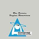 Custom YoYoDyne cell phone case - customer request by Hedrin