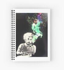 Cuaderno de espiral Albert Einstein