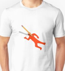 Pencil Holder Gone Wrong Bloodless T-Shirt