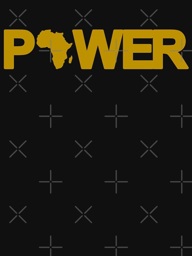Black Power Third Culture Series by carbonfibreme